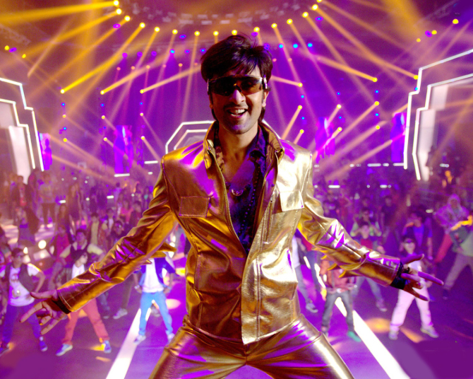 Ranbir Kapoor Besharam Movie Song Pic
