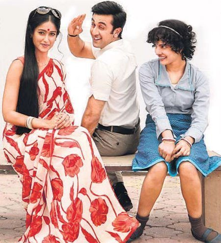Barfi movie casts