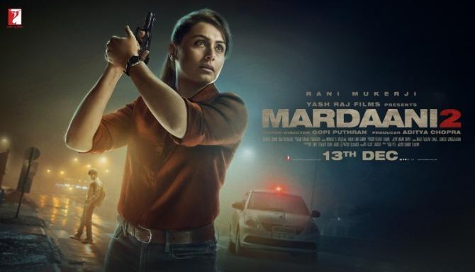 Rani Mukerji starrer Mardaani 2