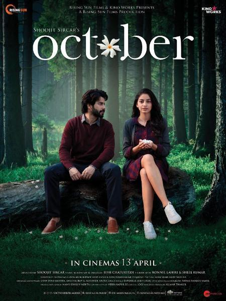 October Movie Starring Varun Dhawan and Banita Sandhu