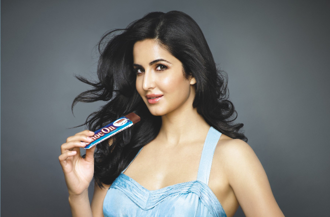 Katrina Kaif Choc On Photo