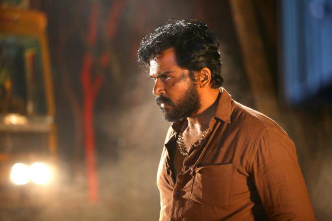 Karthi starrer Khaithi Movie Stills  8