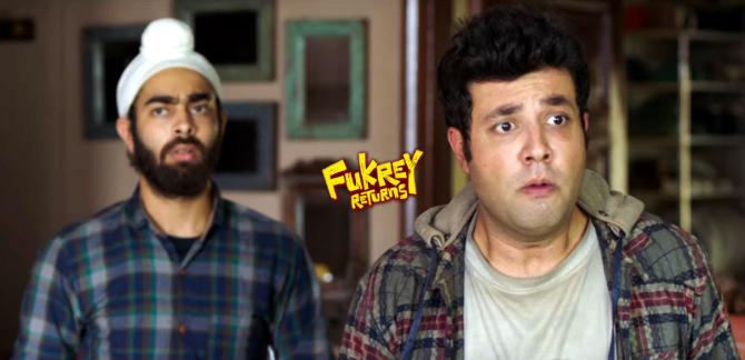 Varun Sharma Fukrey Returns Hindi Movie Stills  28