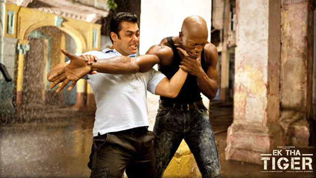 Salman Khan Ek Tha Tiger Stills