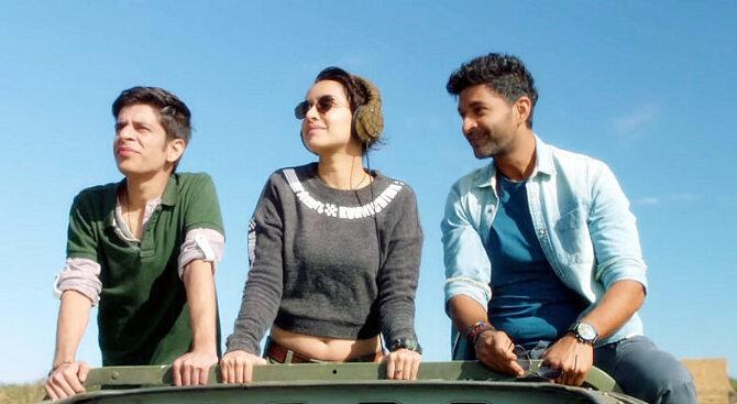 Shraddha Kapoor Rock On 2 Movie Stills  4