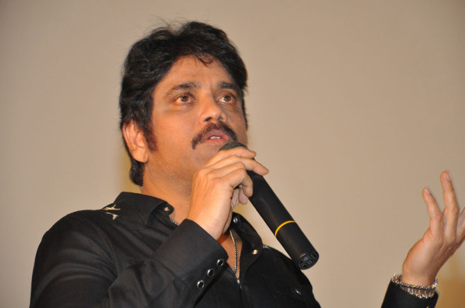 Om Namo Venkatesaya Movie Press Meet  21
