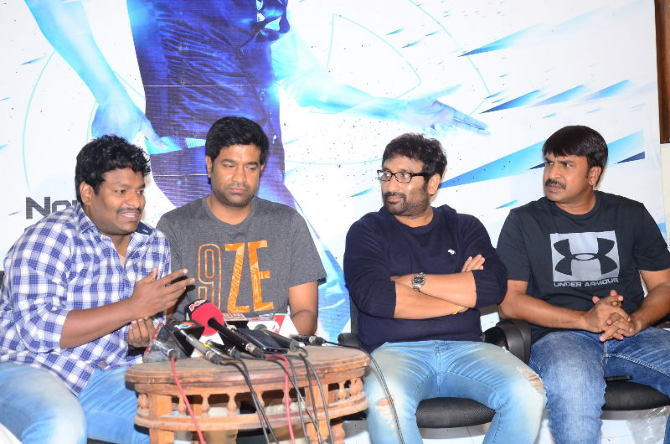Amar Akbar Antony Movie Comedians Pressmeet  25