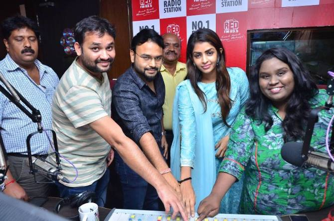 Oxygen Movie Song Launch at RedFm  14