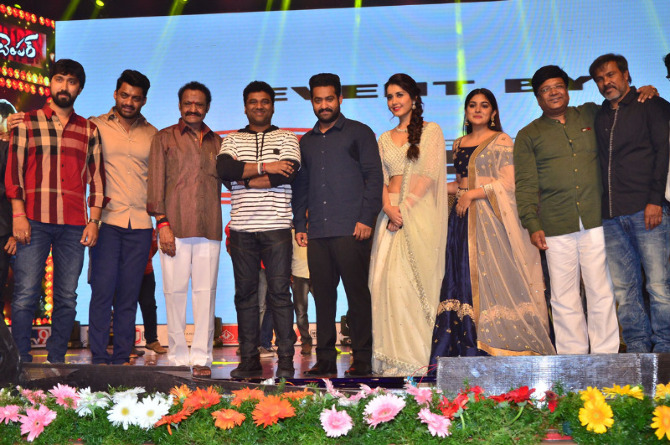Jai Lava Kusa Movie Trailer Launch  12