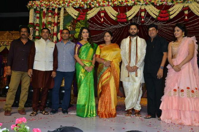 Srinivasa Kalyanam Movie Audio Launch  32