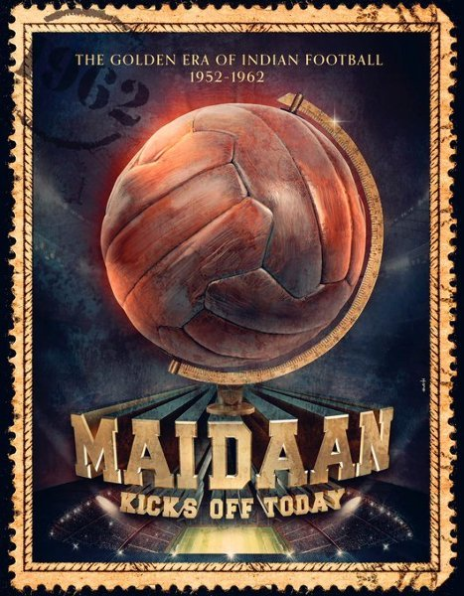 Ajay Devgn starrer movie Maidaan