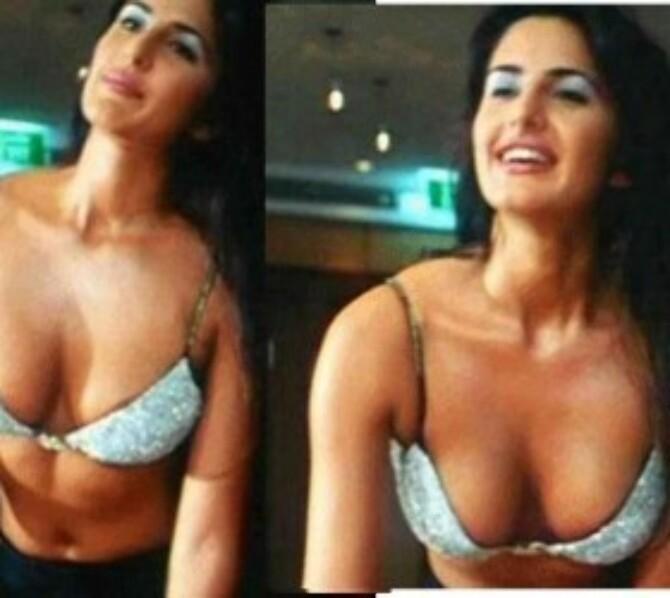 Katrina Kaif Hot Sexy Bikini