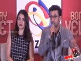 Ranbir Kapoor, Anushka Sharma Launches Bombay Velvet Game